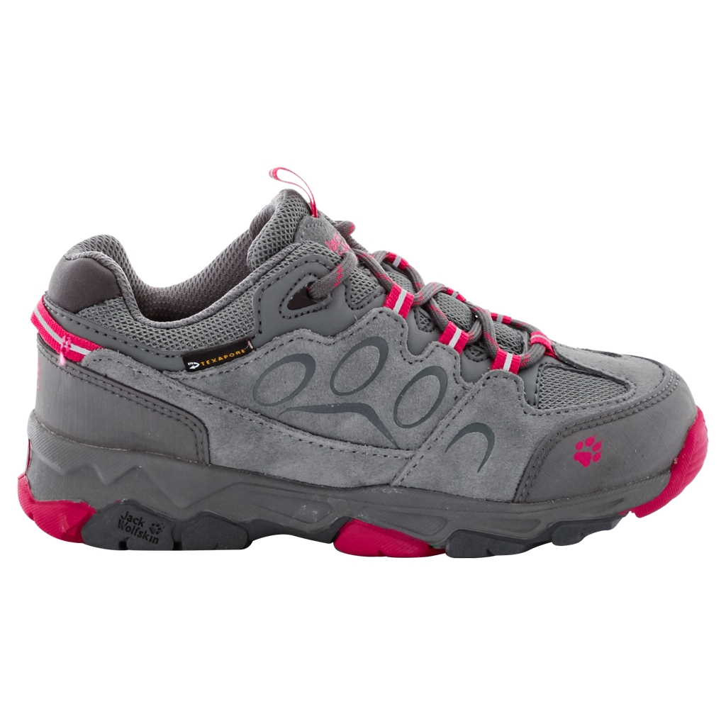 Jack Wolfskin Mtn Attack 2 Cl Texapore Low K azalea red-30