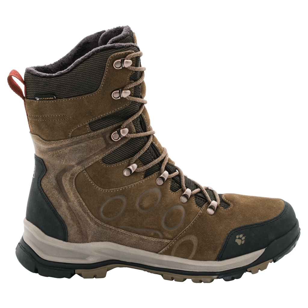 Jack Wolfskin Glacier Bay Texapore High M earth brown-30