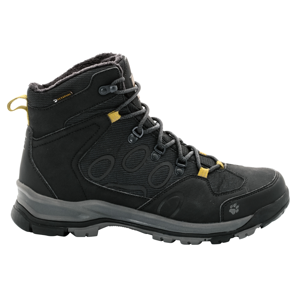 Jack Wolfskin Cold Terrain Texapore Mid M black-30