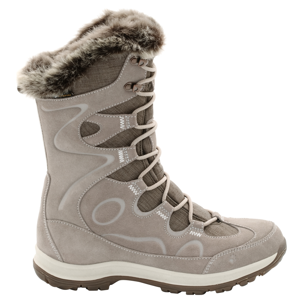 Jack Wolfskin Glacier Bay Texapore High W moon rock-30