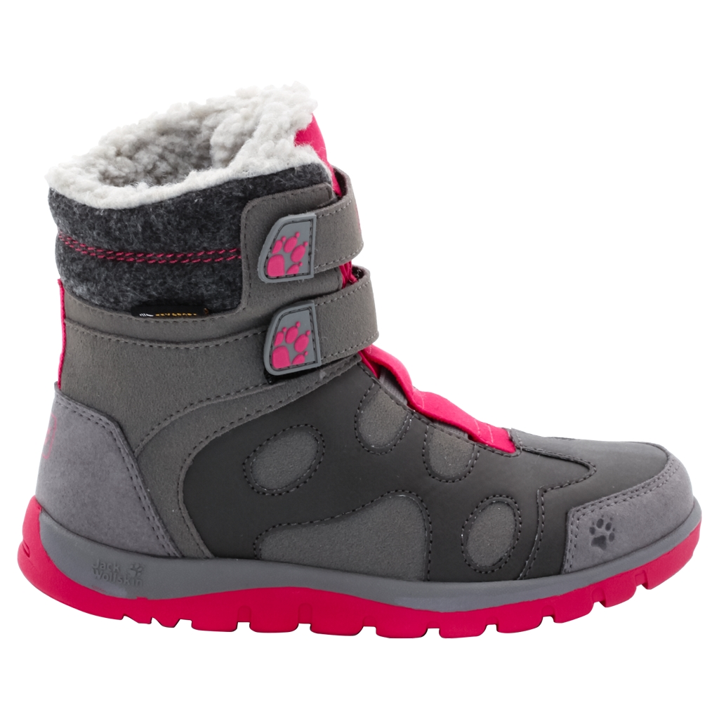 Jack Wolfskin Providence Texapore High Vc G azalea red-30