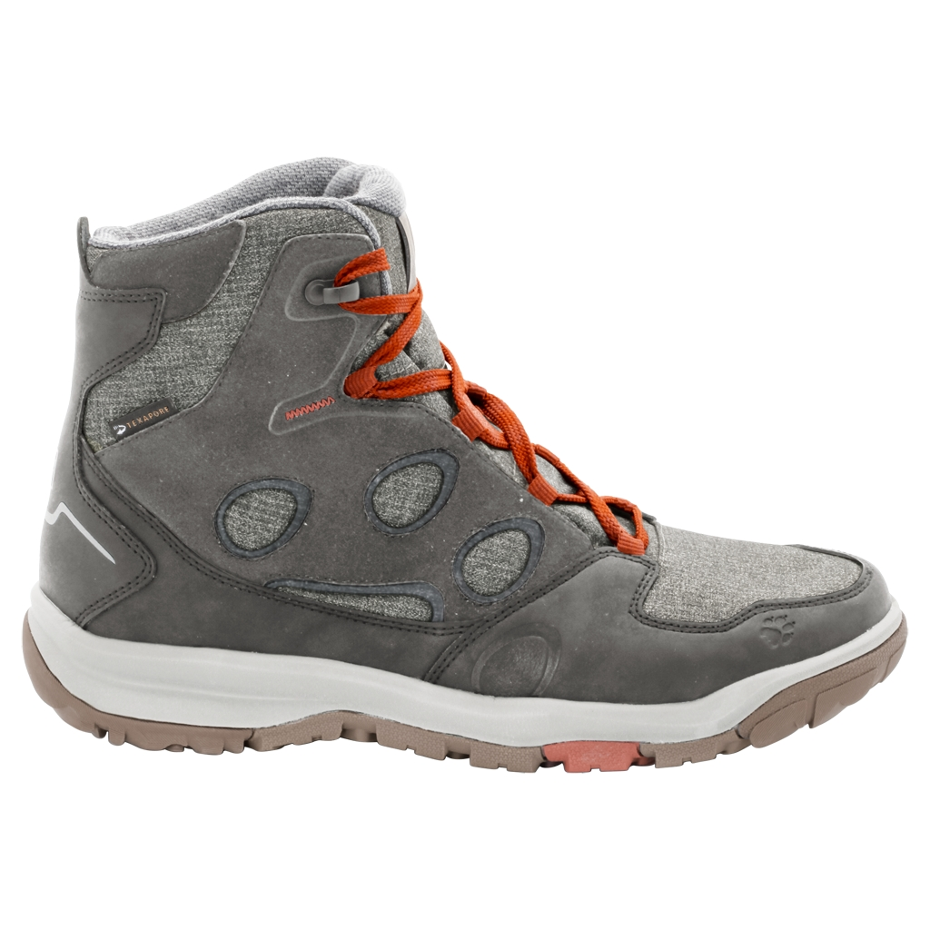 Jack Wolfskin Vancouver Texapore Mid M pewter grey-30