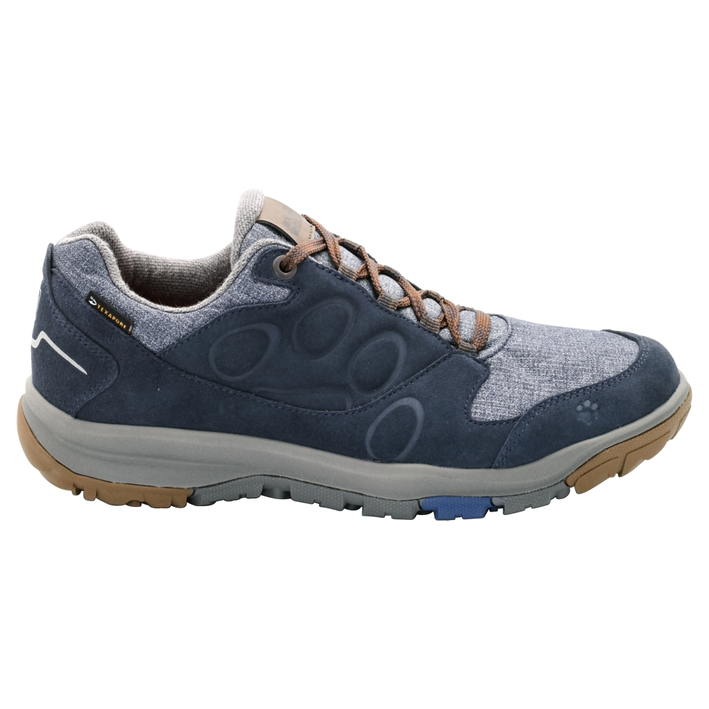 Jack Wolfskin Vancouver Texapore Low M night blue-30