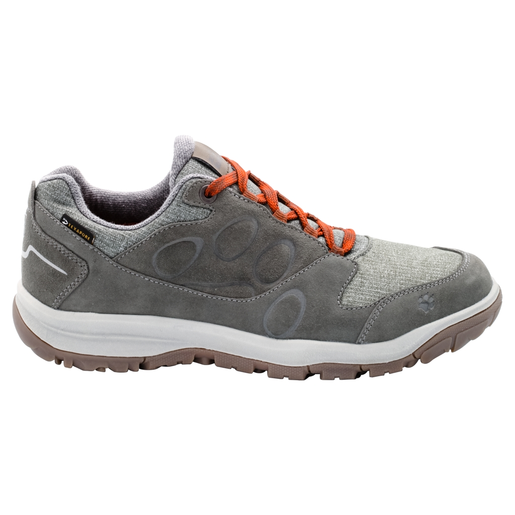 Jack Wolfskin Vancouver Texapore Low M pewter grey-30