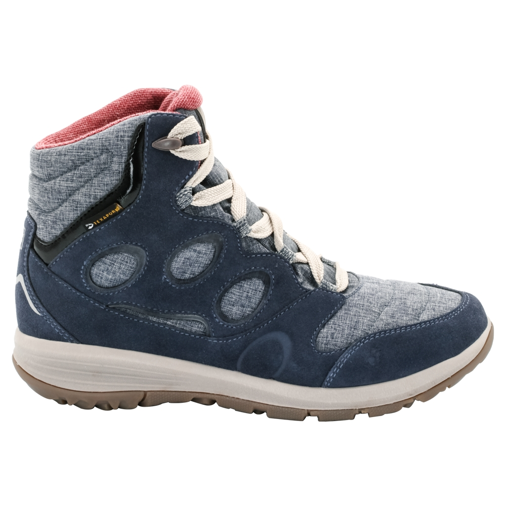 Jack Wolfskin Vancouver Texapore Mid W night blue-30