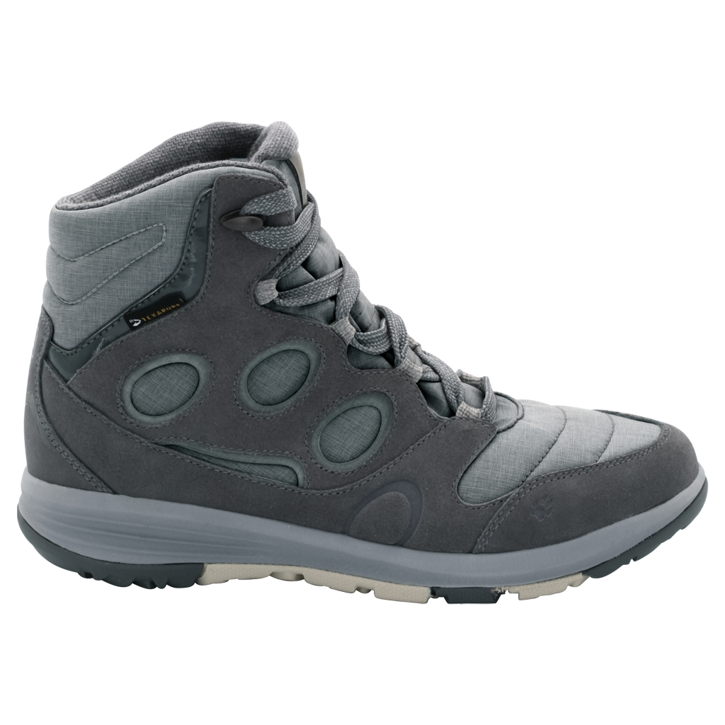 Jack Wolfskin Vancouver Texapore Mid W tarmac grey-30