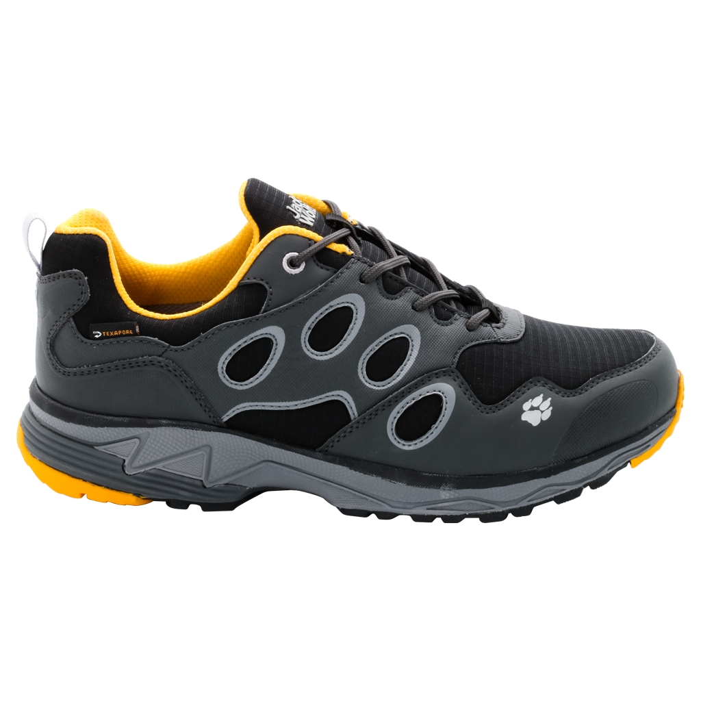 Jack Wolfskin Venture Fly Texapore Low M burly yellow XT-30