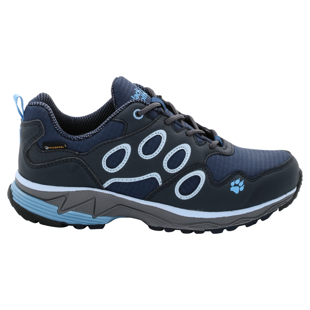 Jack Wolfskin Venture Fly Texapore Low W blue heaven-30