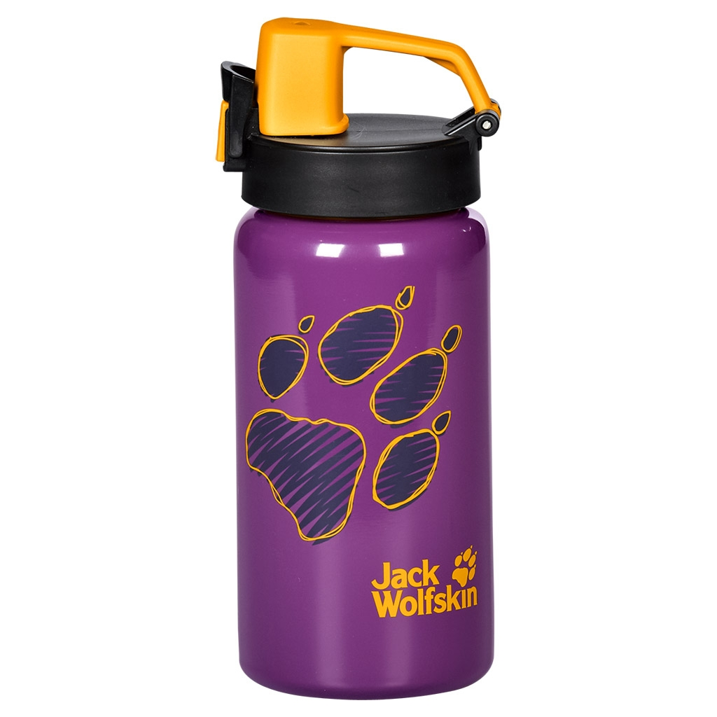 Jack Wolfskin Kids Sport Bottle 0,5 purple glow-30