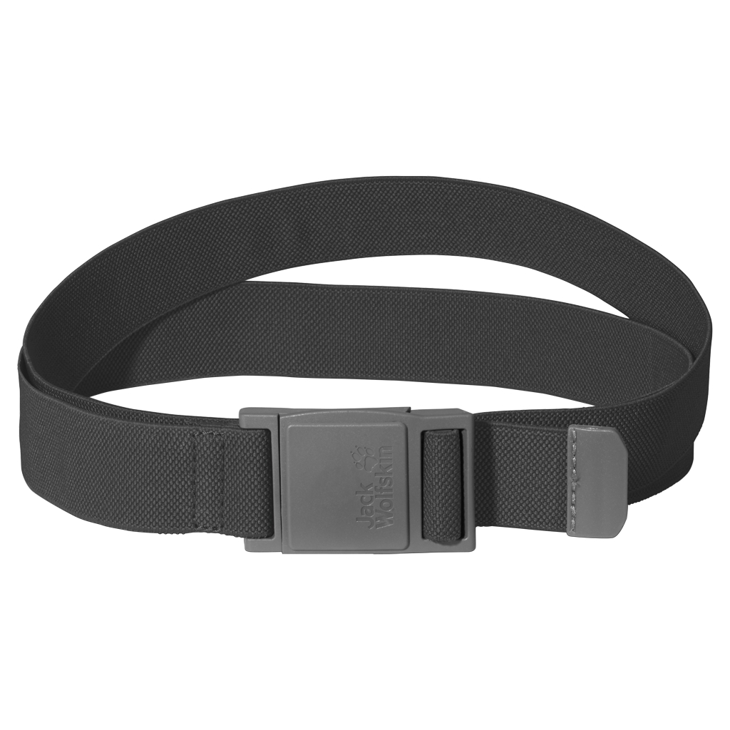Jack Wolfskin Stretch Belt dark steel-30