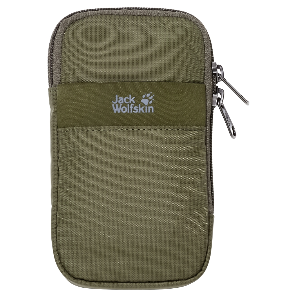"Jack Wolfskin Smart Protect 5"" Pouch burnt olive-30"