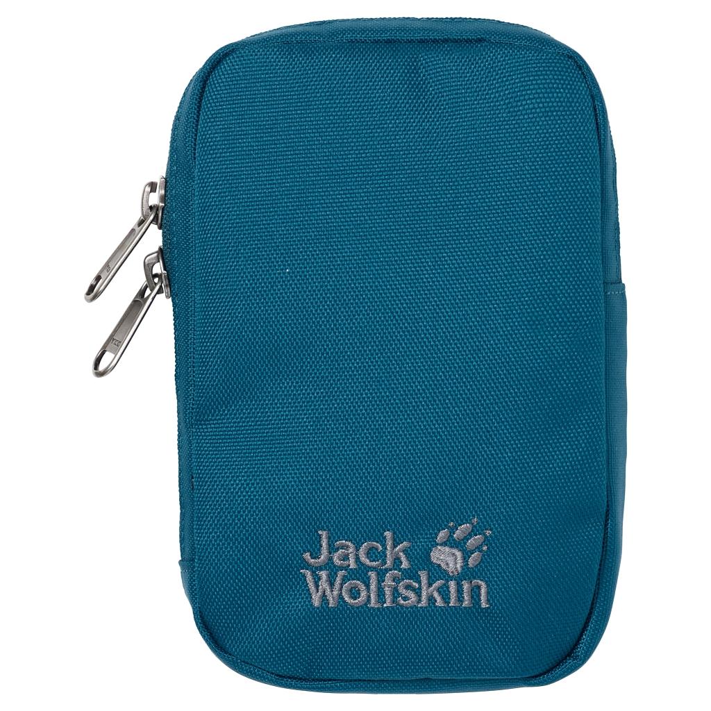 Jack Wolfskin Gadget Pouch M moroccan blue-30