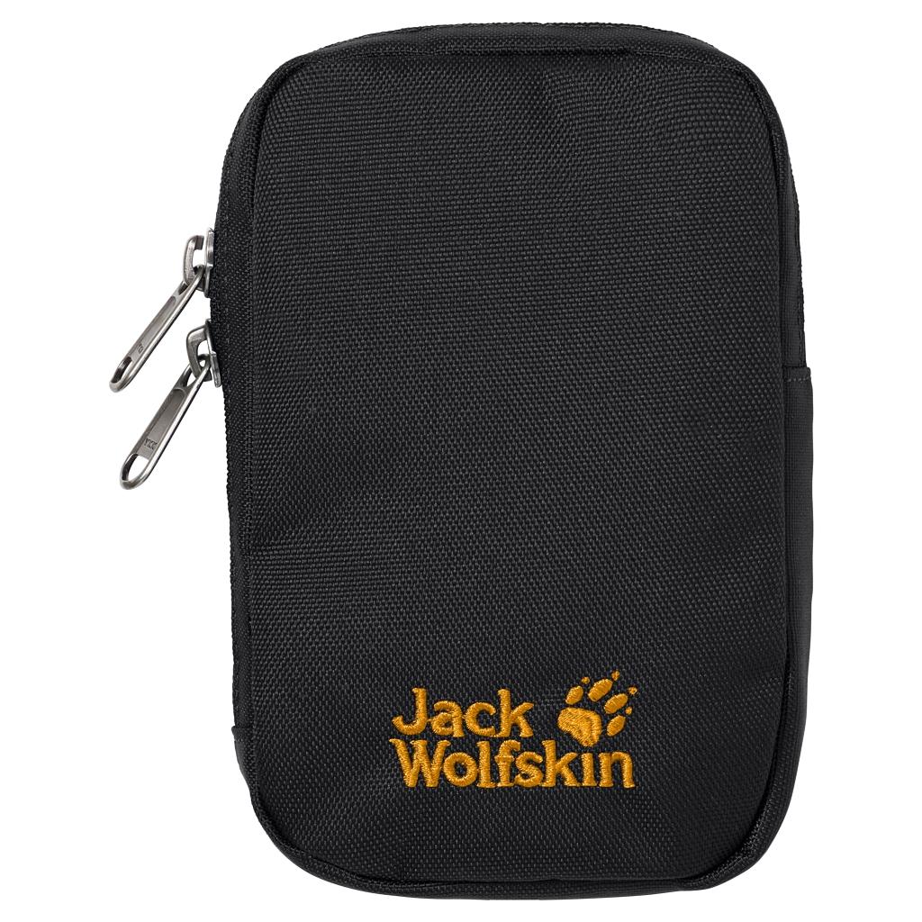Jack Wolfskin Gadget Pouch M black-30