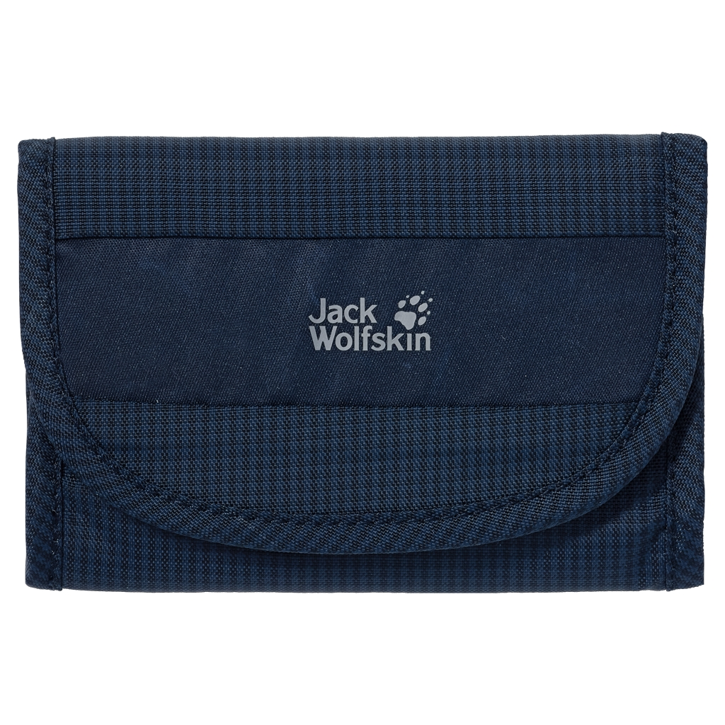 Jack Wolfskin Cashbag Wallet Rfid night blue-30