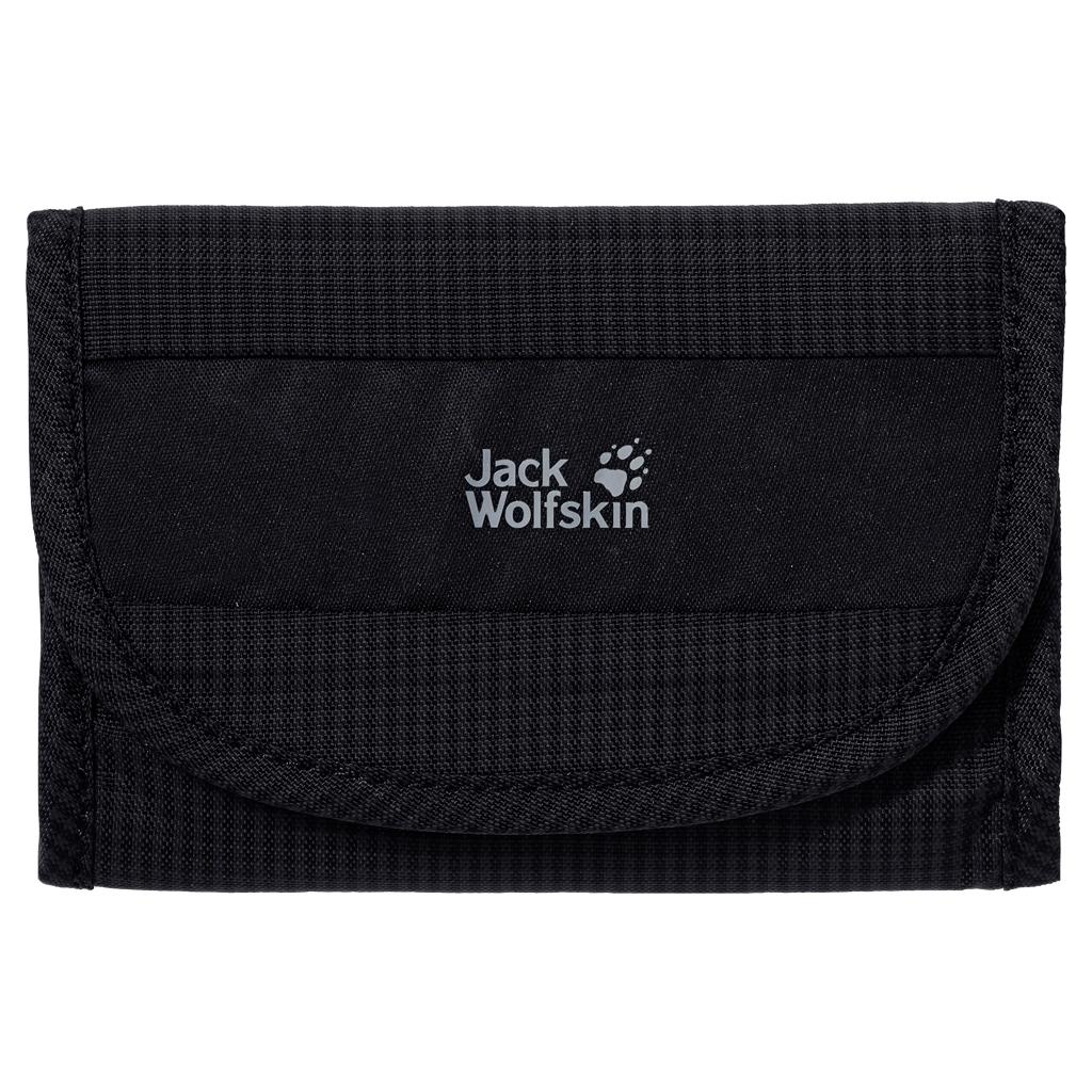 Jack Wolfskin Cashbag Wallet Rfid black-30