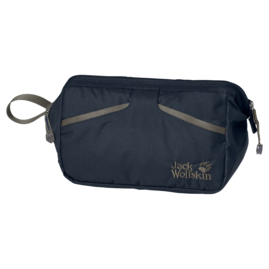 Jack Wolfskin Space Talent Washbag night blue-30