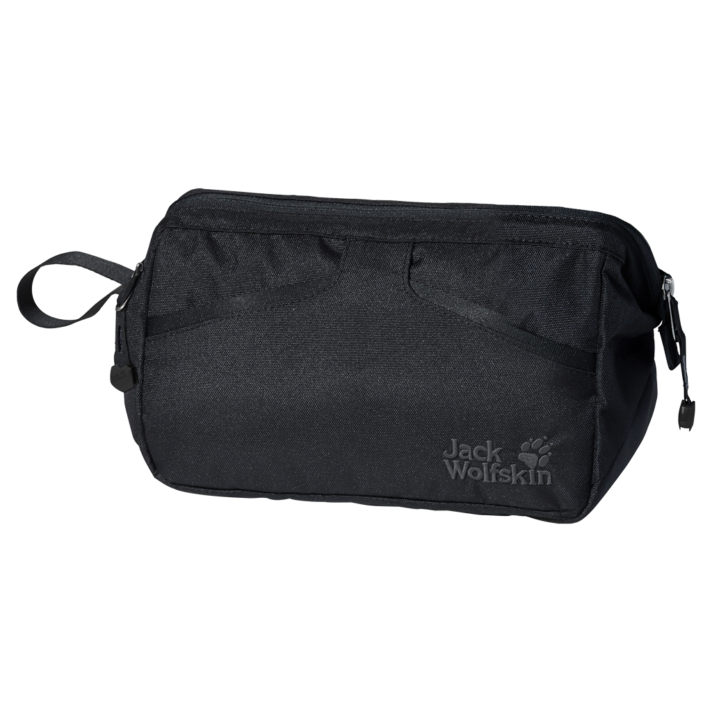 Jack Wolfskin Space Talent Washbag black-30