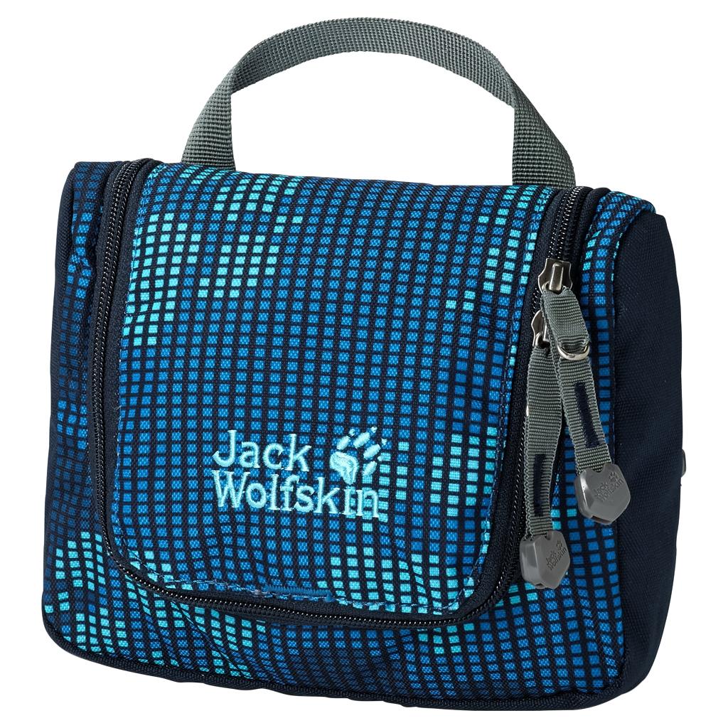 Jack Wolfskin Kids Washroom glacier blue paw-30