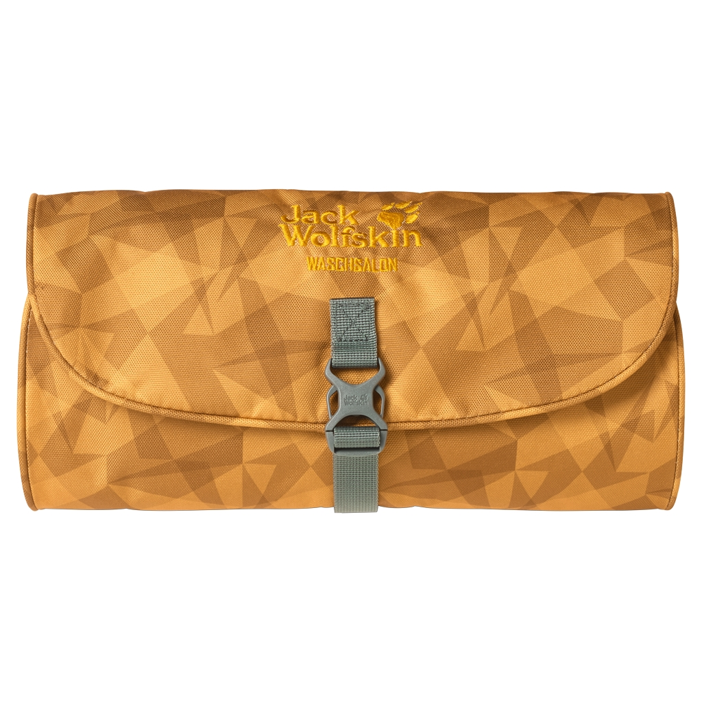 Jack Wolfskin Waschsalon sunflower bevel check-30