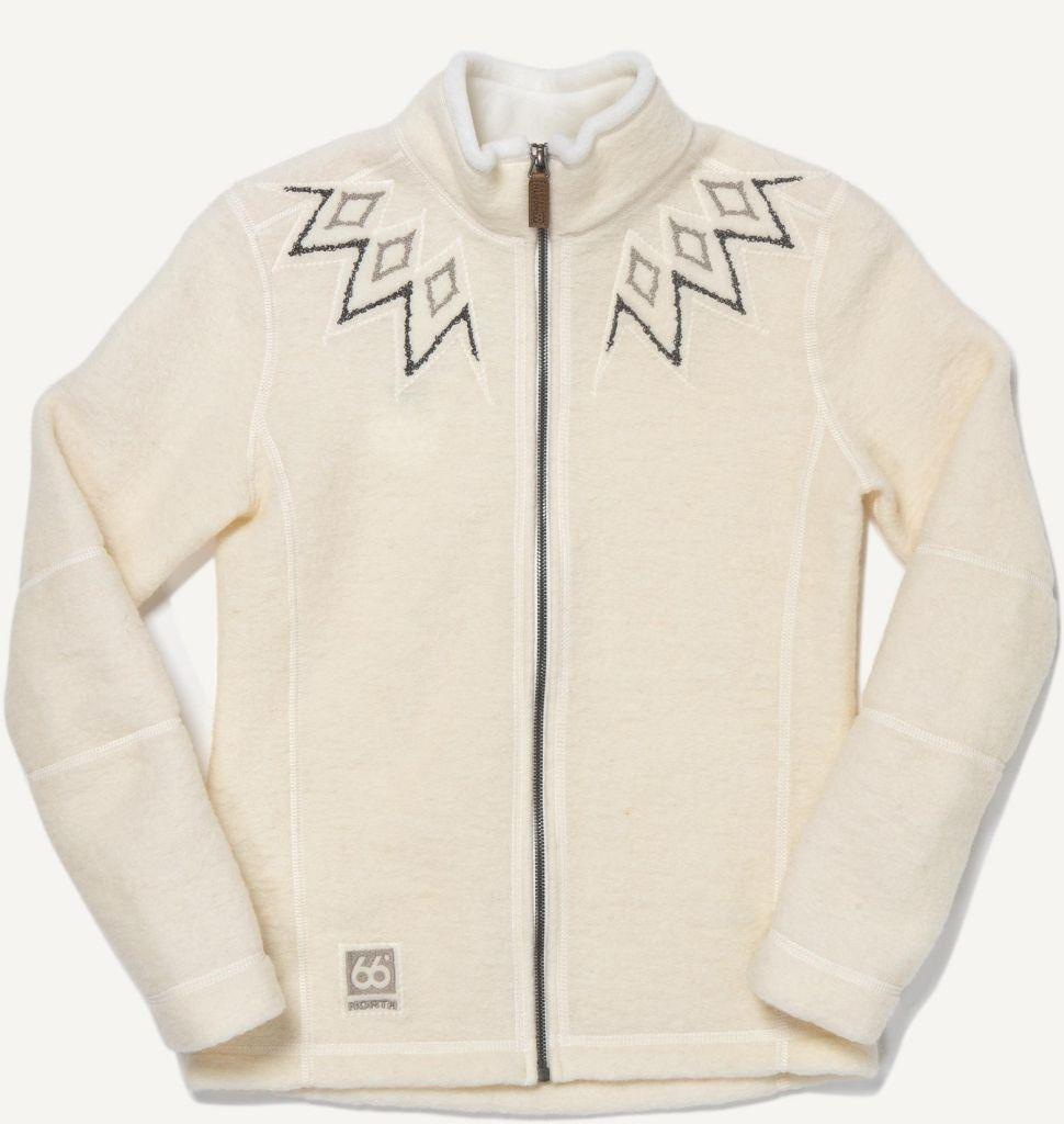 Kaldi Women´s Sweater Off White-30