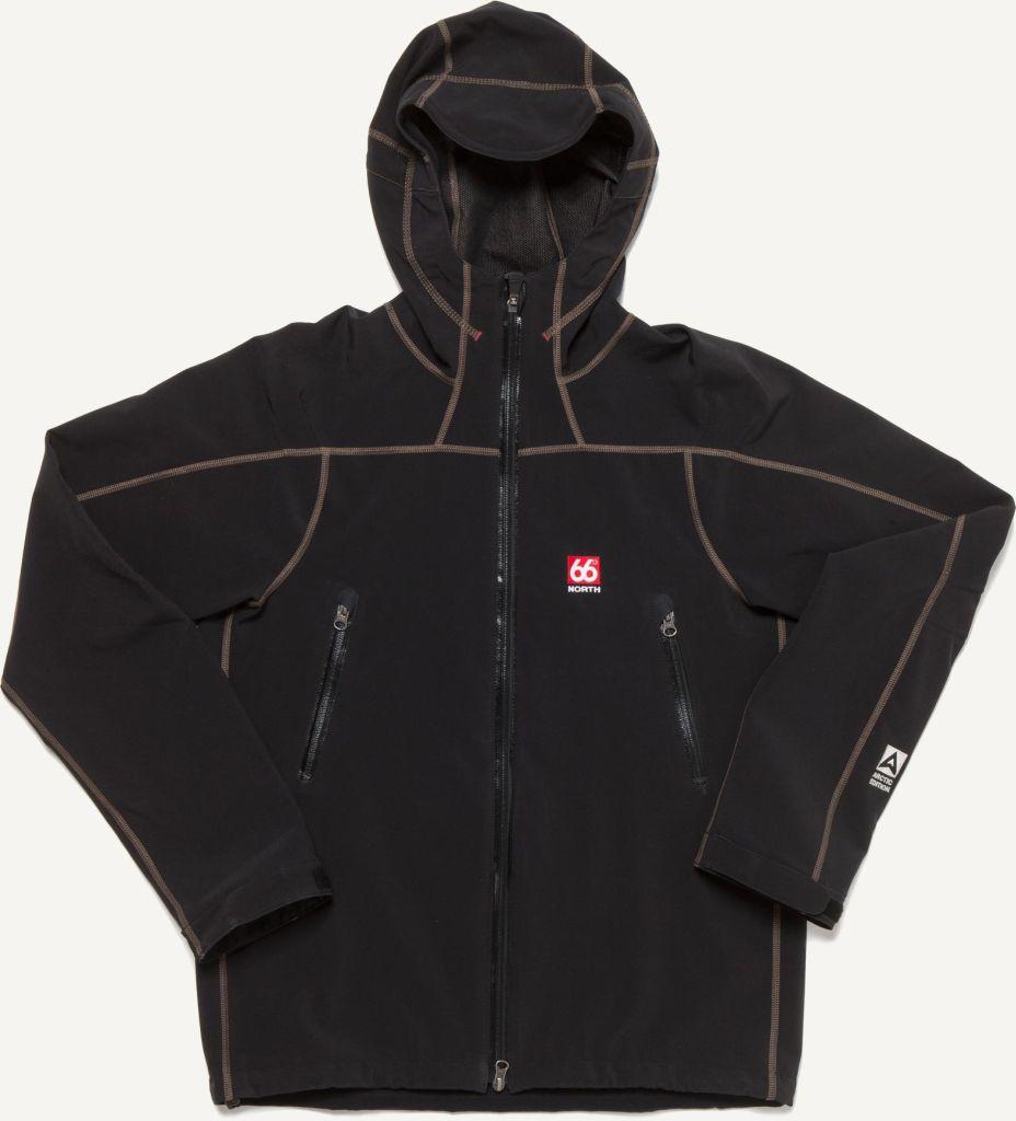 Vatnajökull Softshell Jacket Black-30