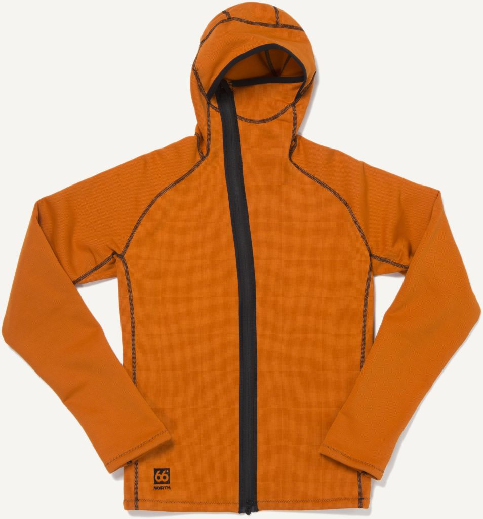 Vik Wind Pro Jacket Burnt Orange-30