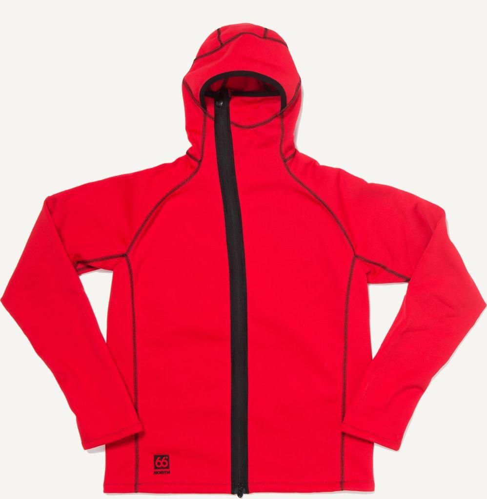Vik Wind Pro Jacket True Red-30