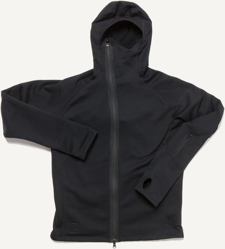 Vik Wind Pro Jacket Black-30