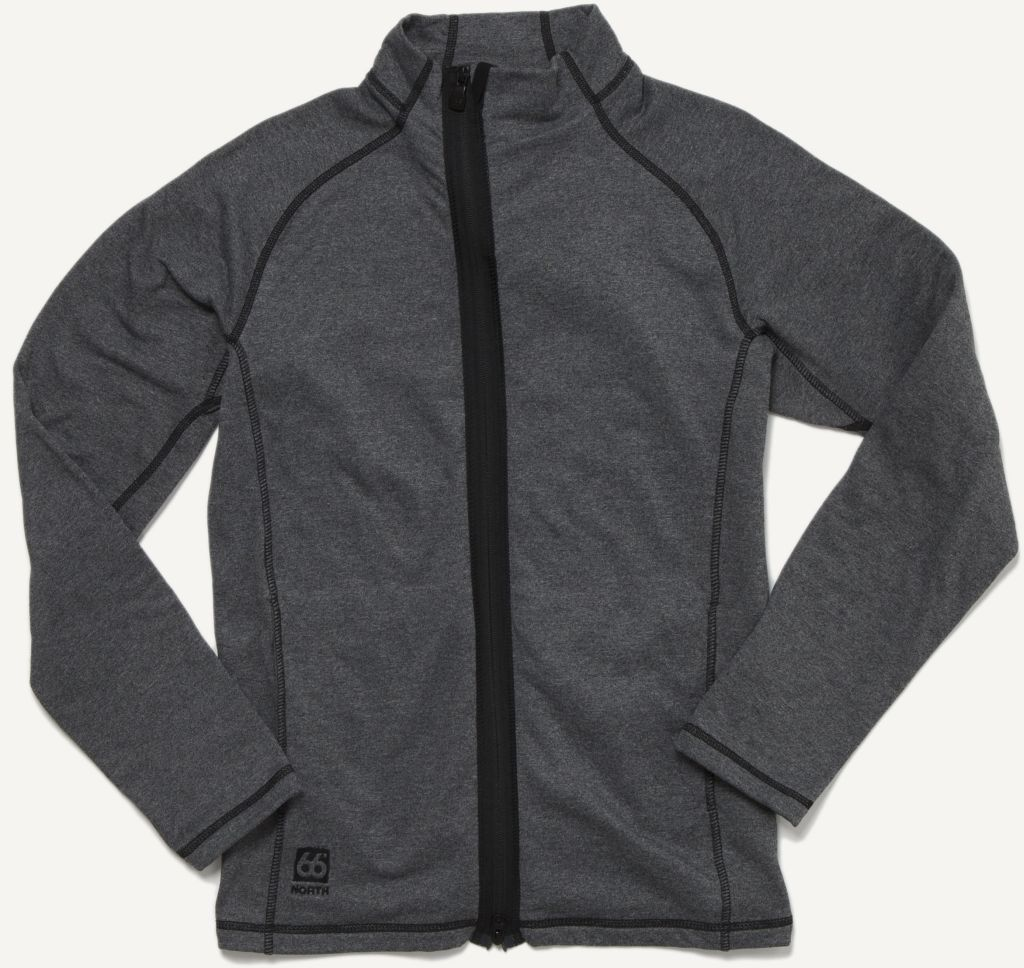 Vik Heather Jacket Lavic Grey-30