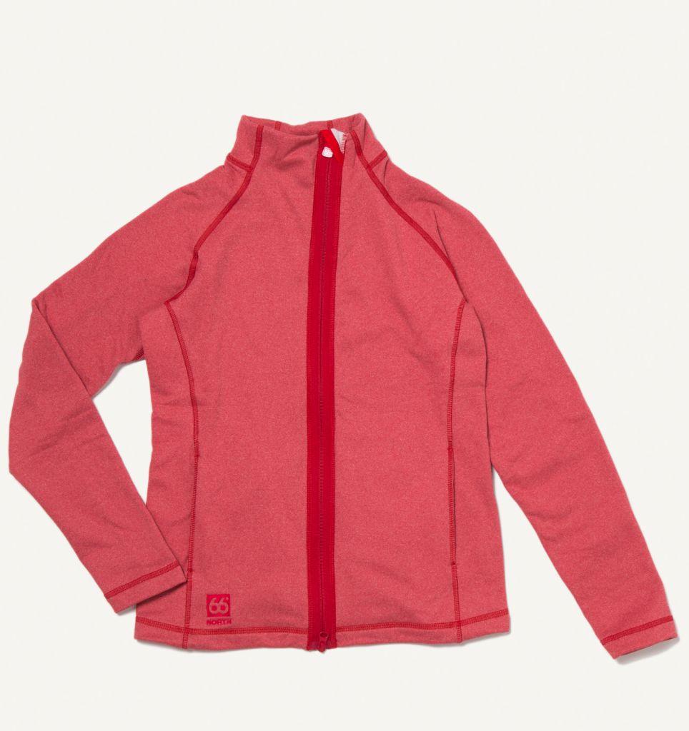 Vik Heather Women´s Jacket Red-30