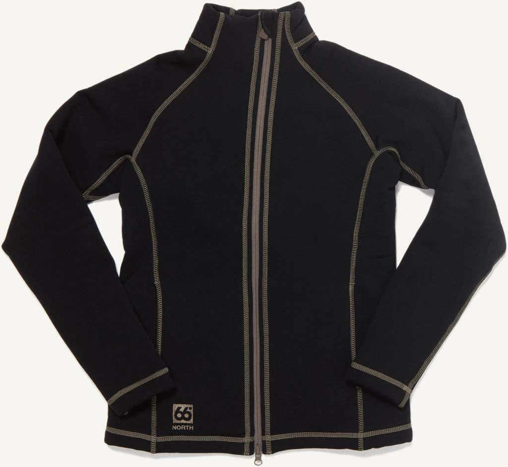 Vik Women´s Jacket Black-30