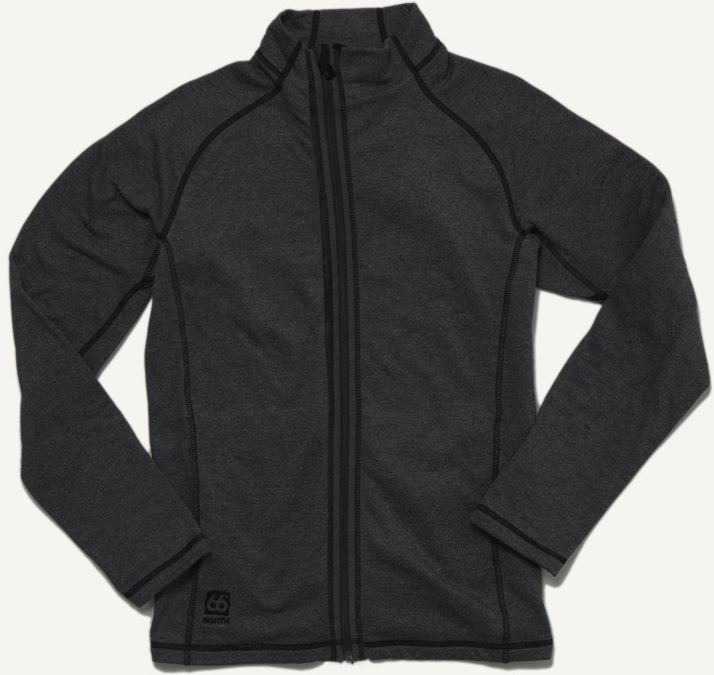 Vik Jacket Charcoal-30