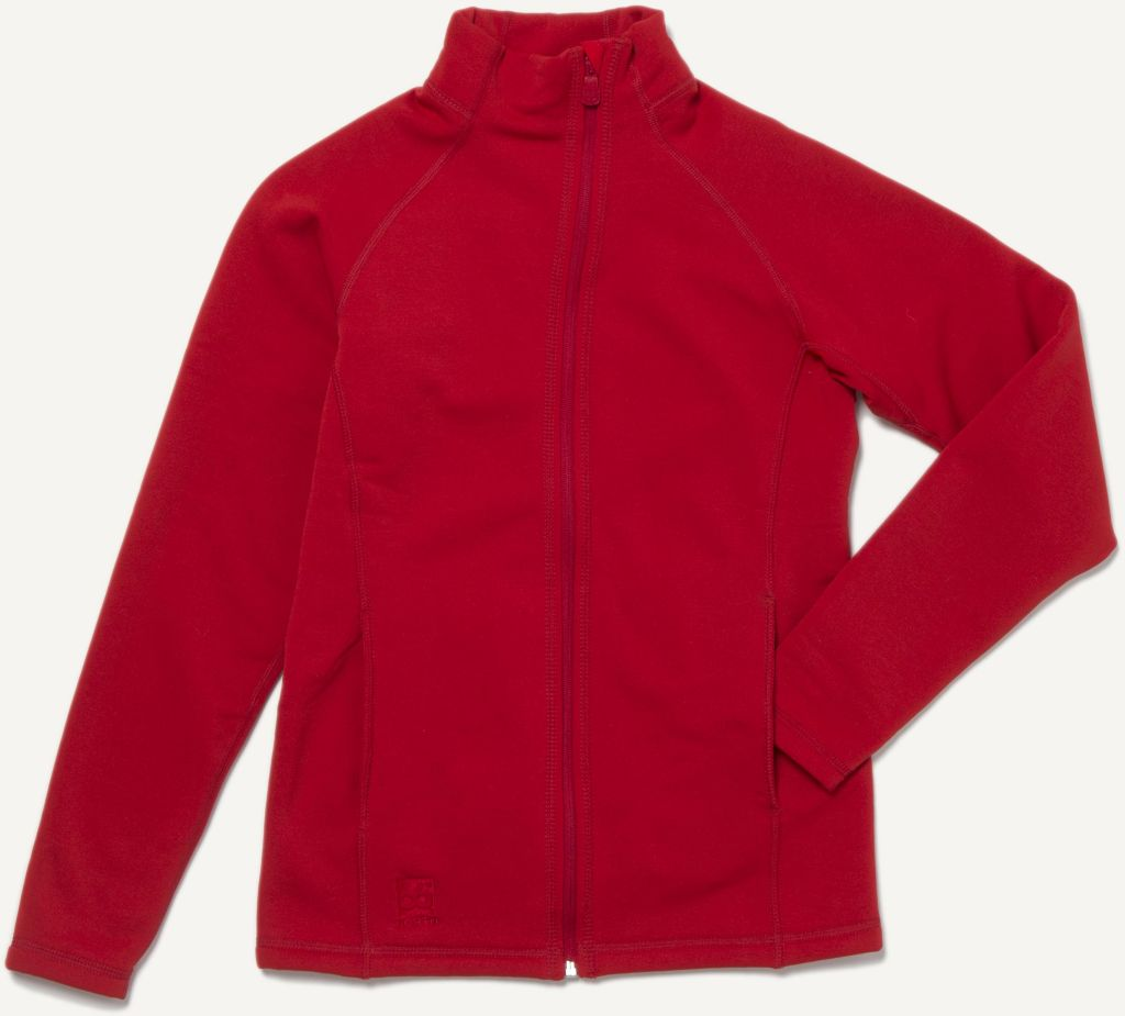 Vik Women´s Jacket Red-30