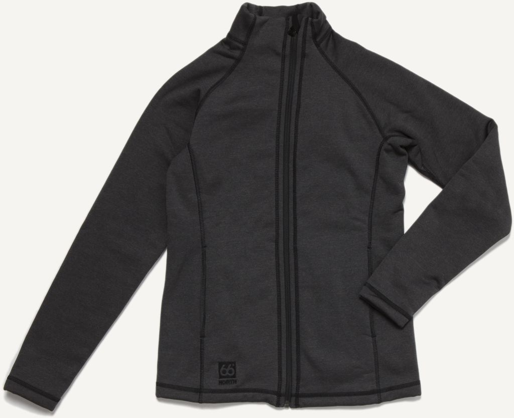 Vik Women´s Jacket Charcoal-30