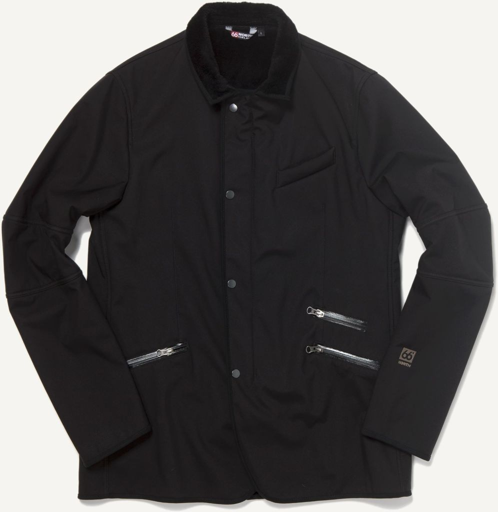 Eldborg Jacket Black-30