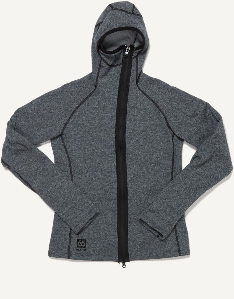 Vik Heather Women´s Hooded Lavic Grey-30