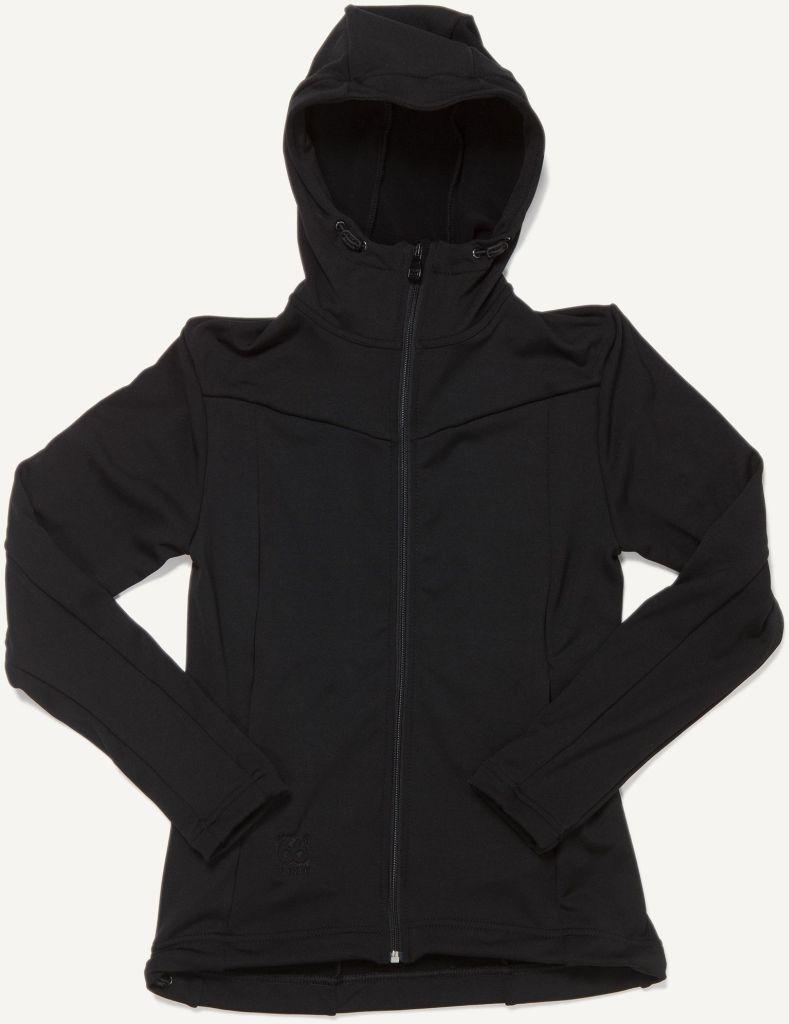 Hengill Hooded Women´s Jacket Black-30