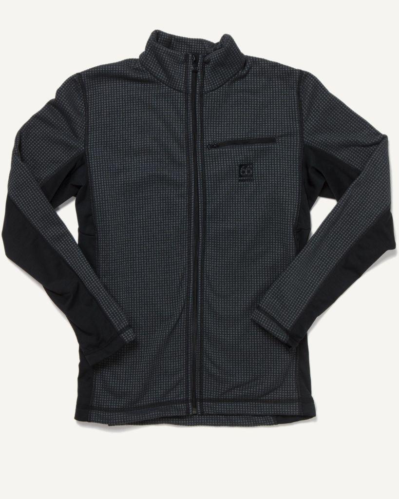 Eyjafjallajökull Thermal Jacket Charcoal-30