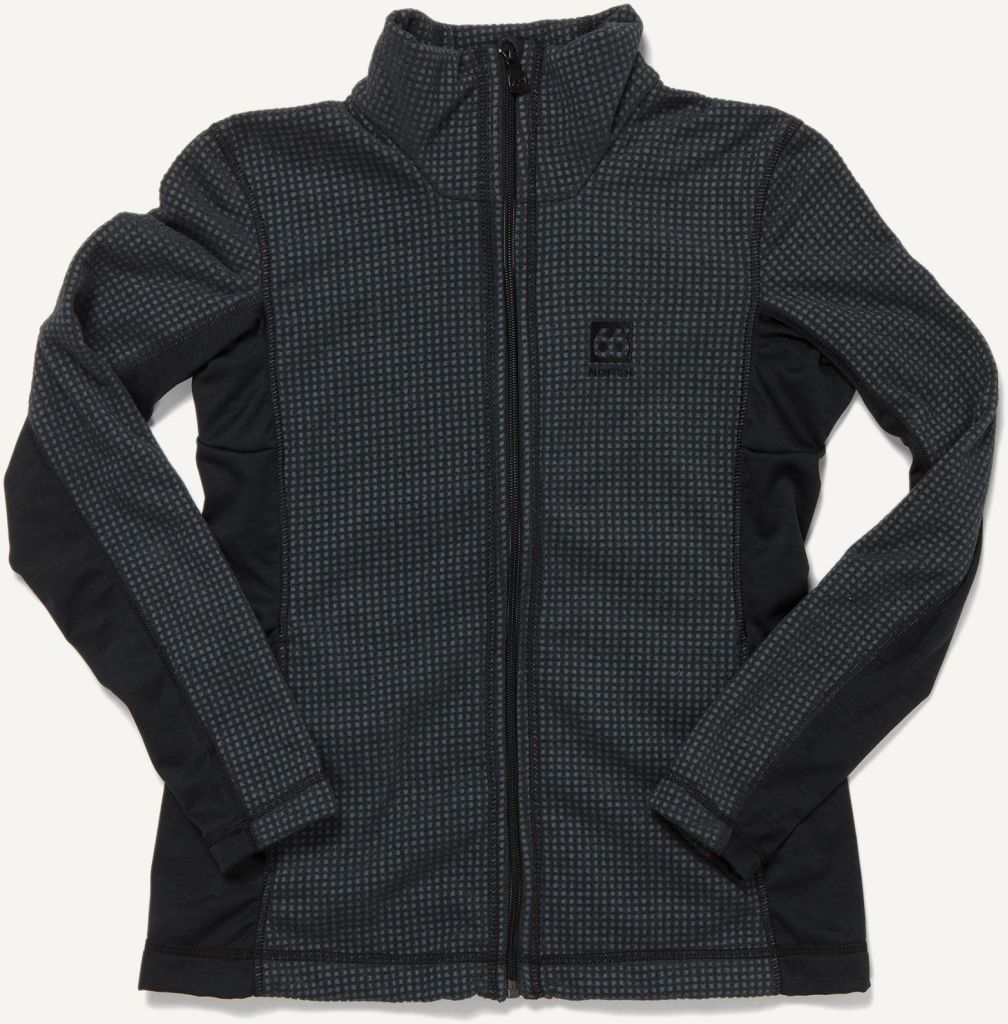 Eyjafjallajökull Thermal Women´s Jacket Charcoal-30