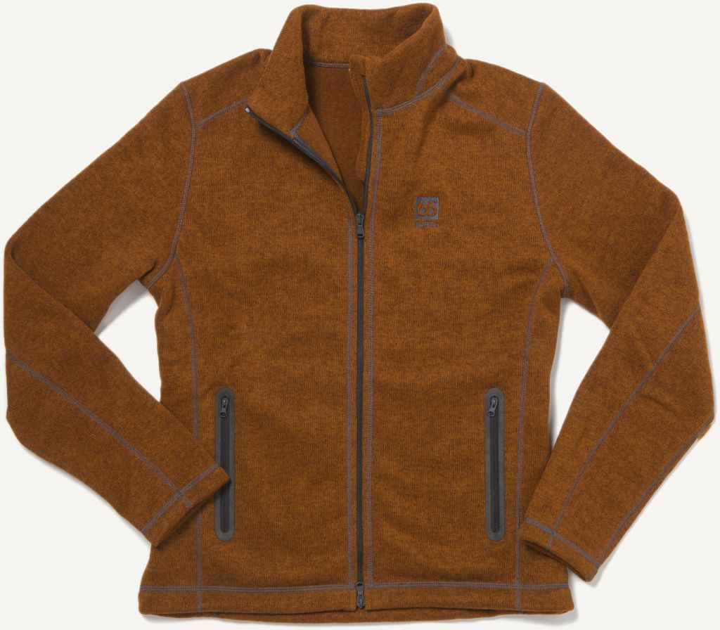 Esja Women´s Jacket Nut Brown-30