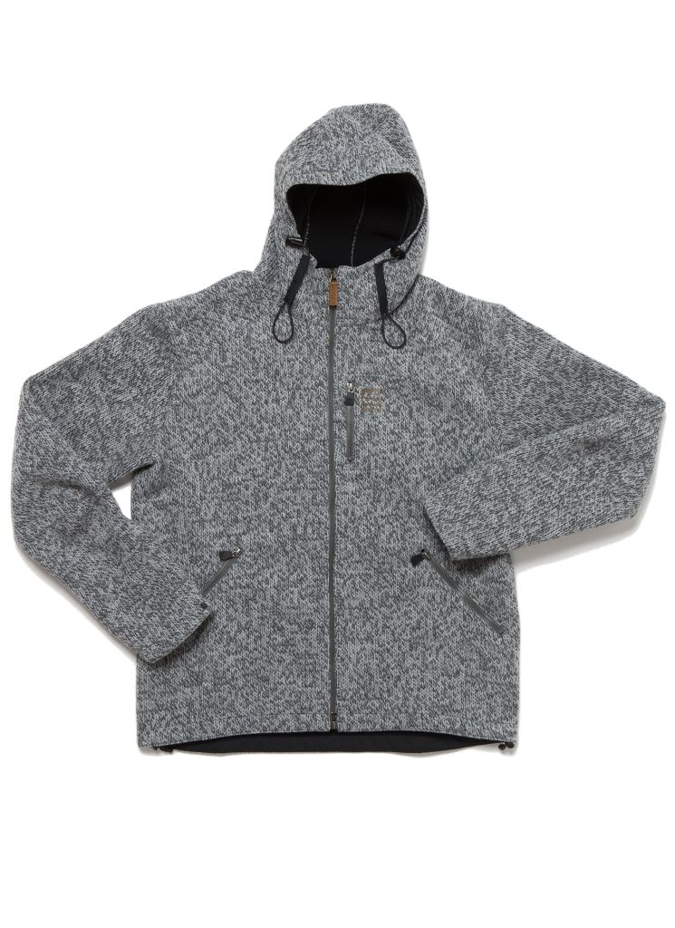 Vindur Jacket Light Grey-30
