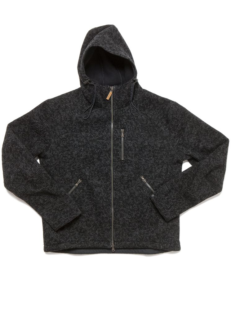Vindur Jacket Charcoal-30