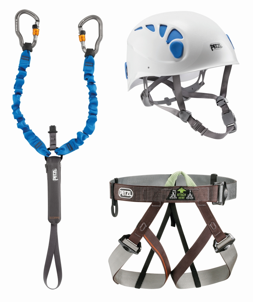 Petzl Kit Via Ferrata-30