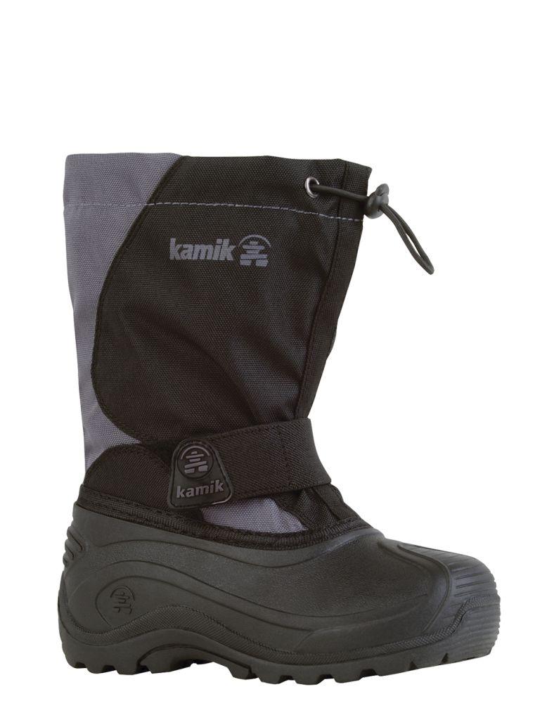 Kamik Snowfox Black-Noir-32