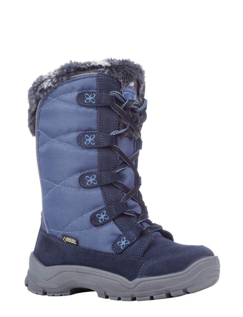 Kamik Snowjamg Navy/Bleu-32