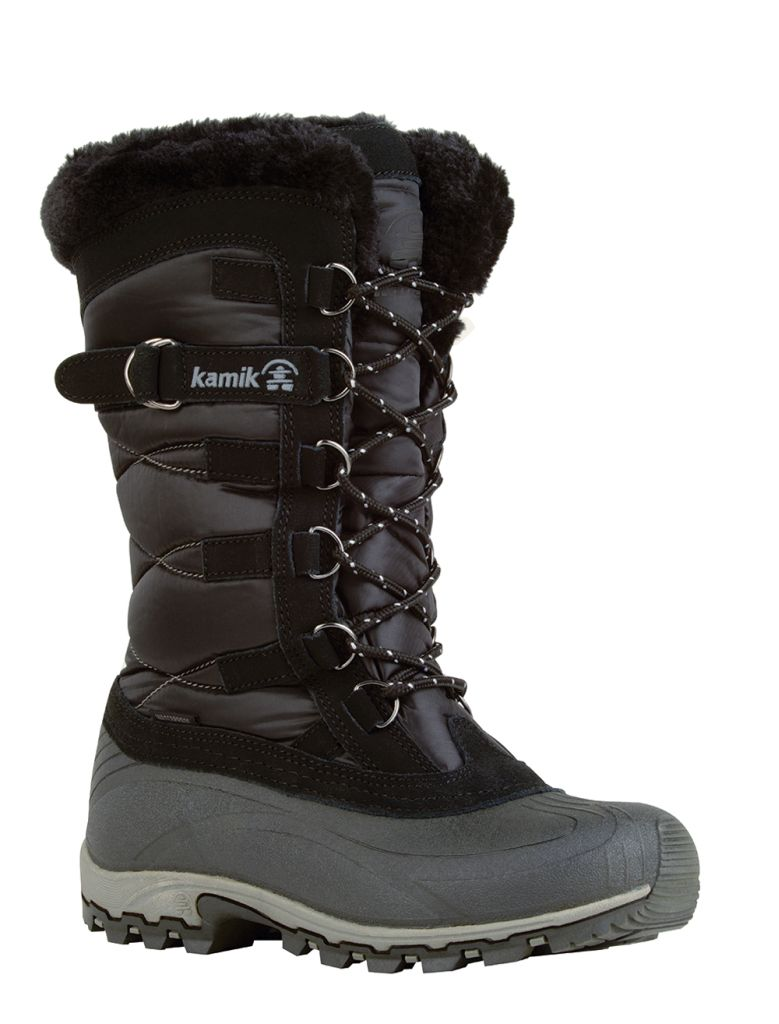 Kamik Snowvalley 9 Black-31