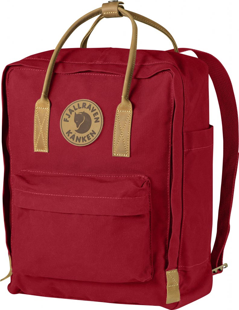 FjallRaven Kanken No. 2 Deep Red-30