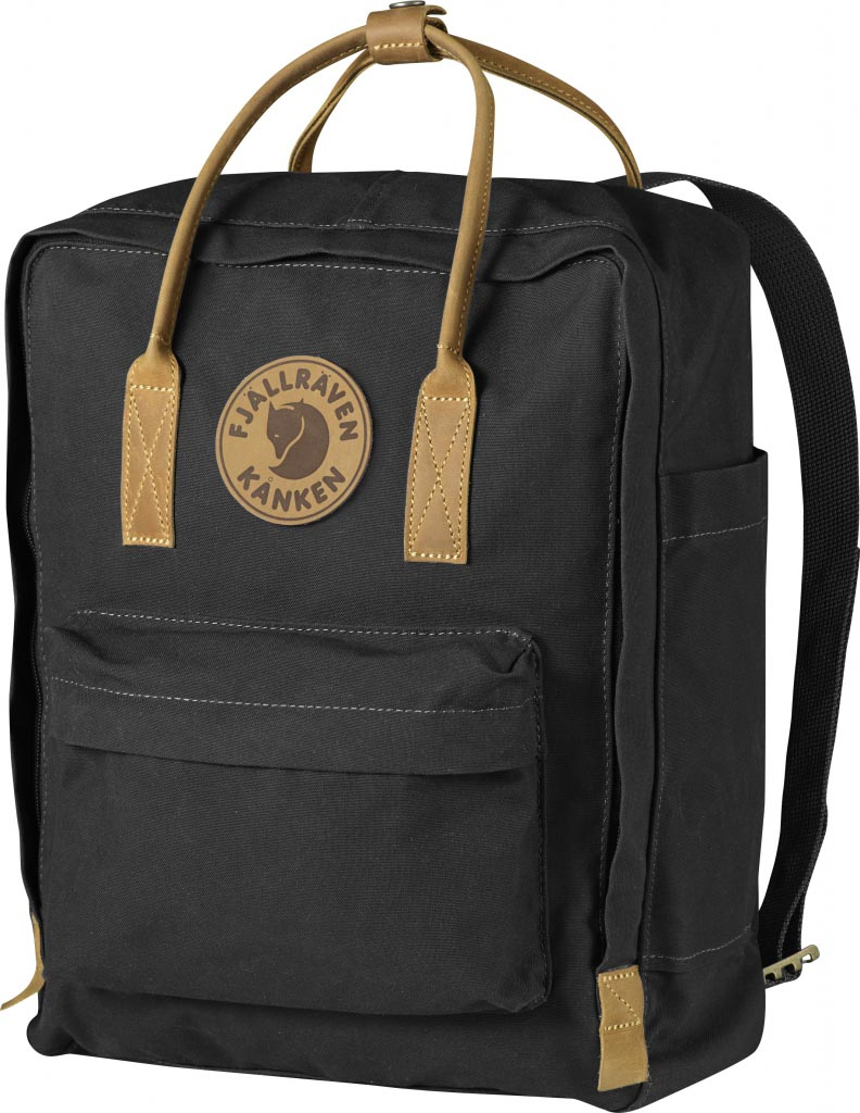 FjallRaven Kanken No. 2 Black-30