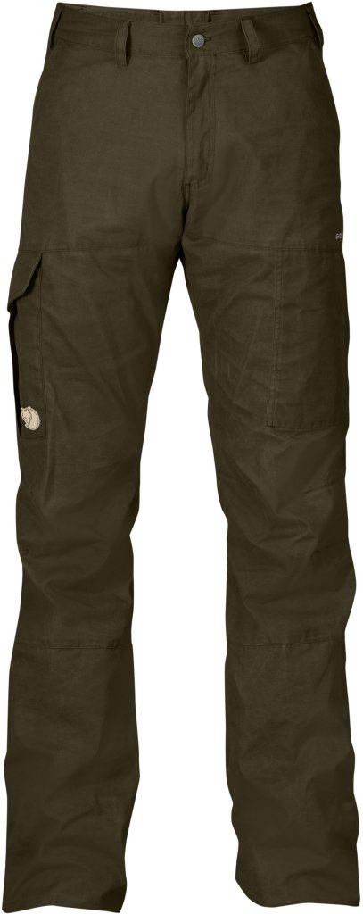 FjallRaven Karl Pro Trousers Dark Olive-30