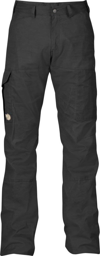 FjallRaven Karl Trousers Dark Grey-30